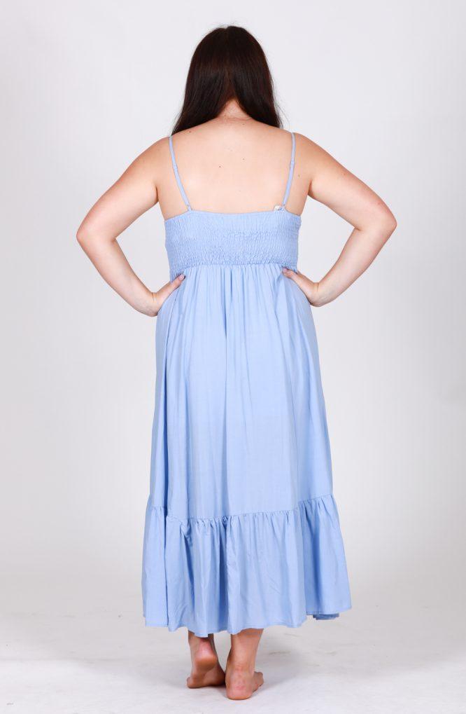 Bernadette Maxi Dress BB bk