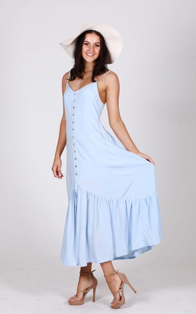 Bernadette Maxi Dress BB Sw