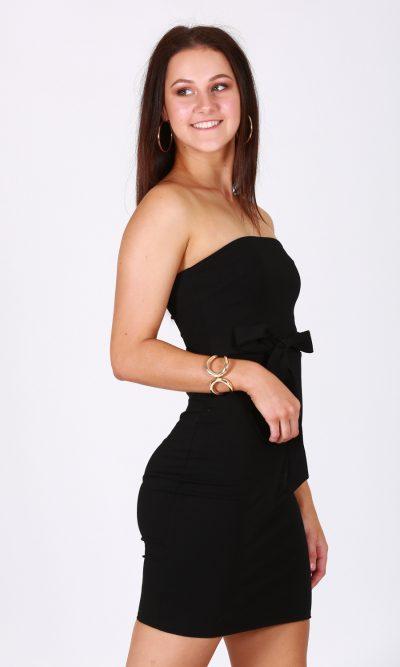 Bridgette Strapless Dress side