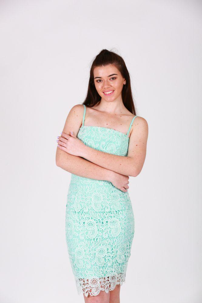 Crochet Aruba Dress front