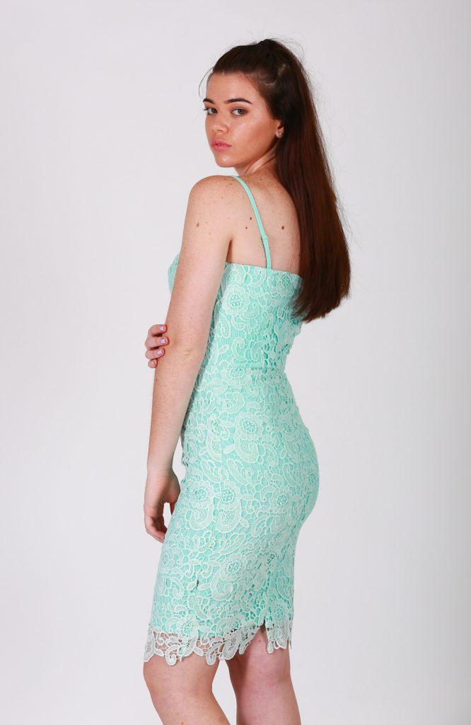 Crochet Aruba Dress side
