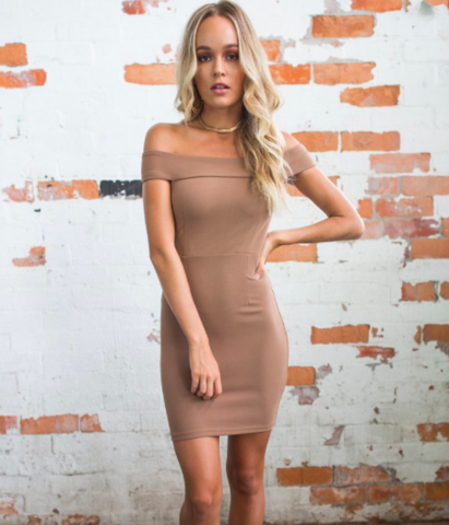 Take A Bow Dress - Toby Heart Ginger