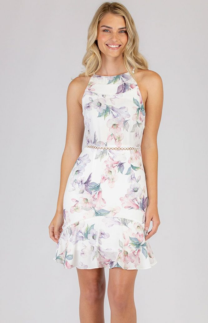 Raylene Floral Dress 2