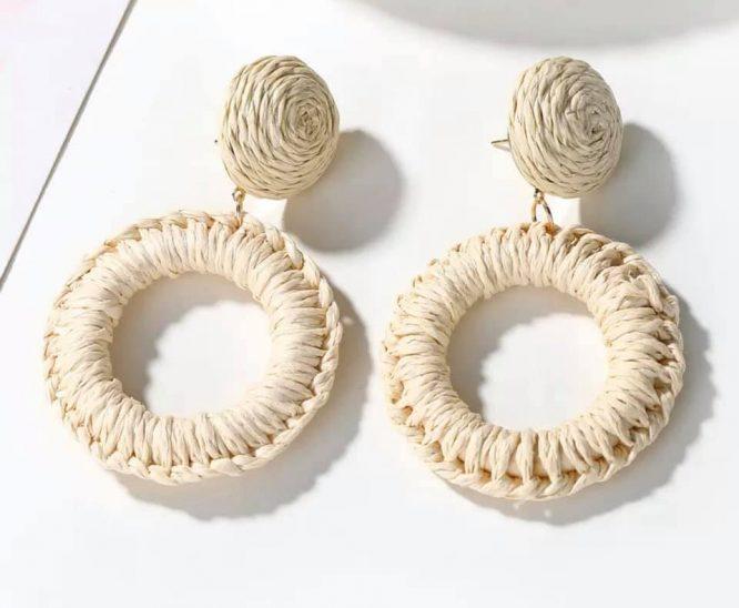 Woven Earring 2
