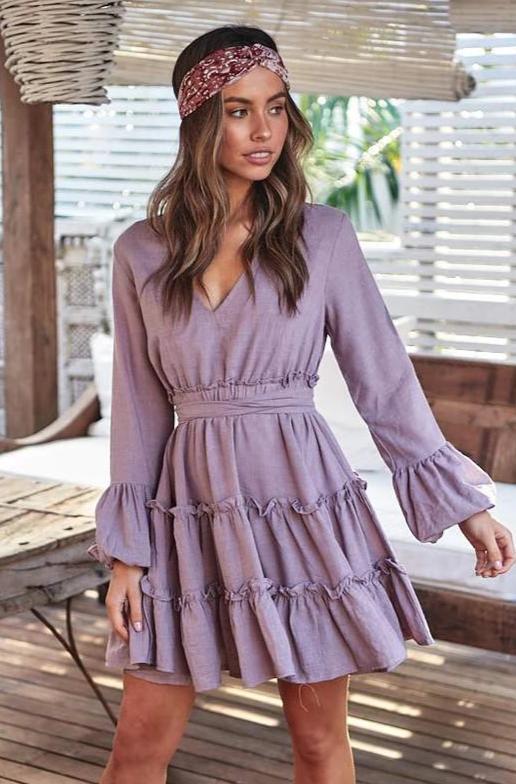 Keshi Verity Mini Dress