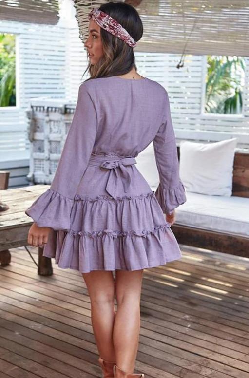 Keshi Verity Mini Dress4